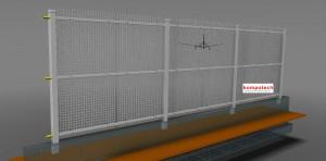 Havaalanı Korkuluk kompotech (2)